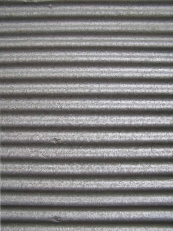 Corrugated steel Stock Photo - 3329830