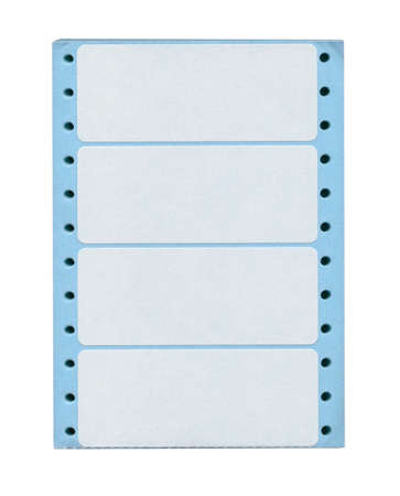 office use: Sticker labels stationery for office use