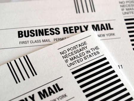 비즈니스 회신 메일