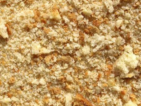 breadcrumbs: Breadcrumbs food background