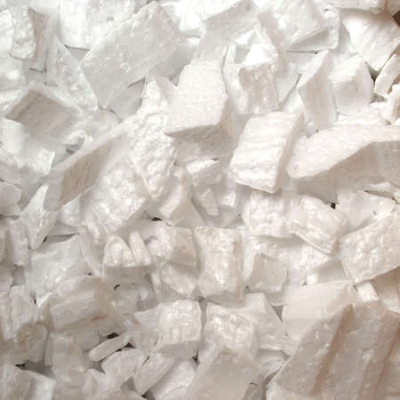 expanded: Expanded polystyrene beads for packaging background