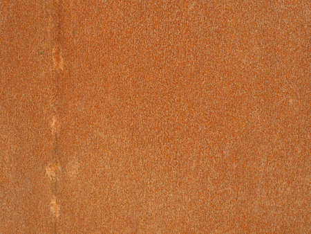 iron oxide: Rusted steel plate sheet foil textured background