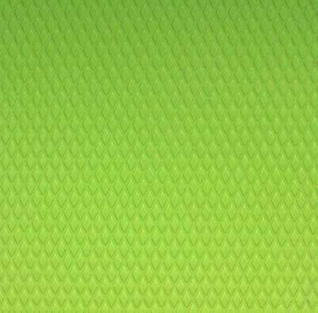 green carpet: Rubber or linoleum floor tiles background