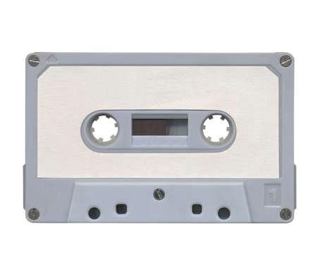Magnetic audio tape cassette for music recording