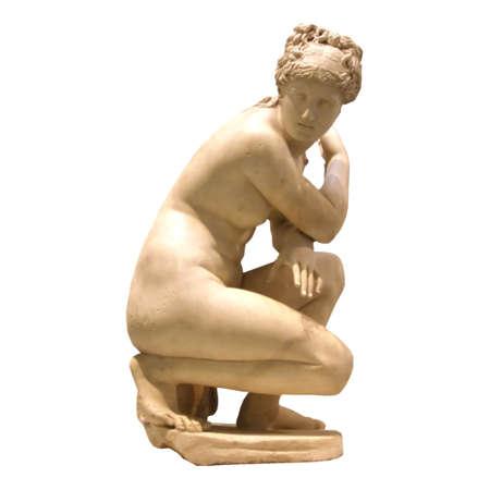 afrodita: Estatua de Venus Aprhrodite griega diosa romana del amor
