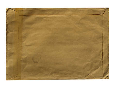 Letter or small packet envelope photo