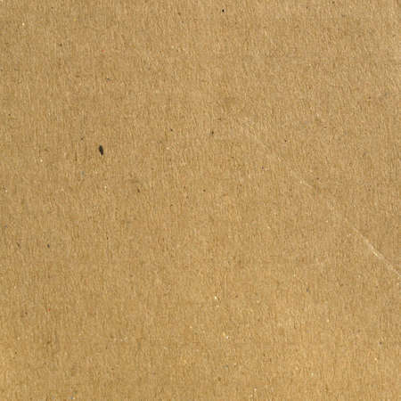 Brown corrugated cardboard sheet background material texture Stock Photo - 4368888