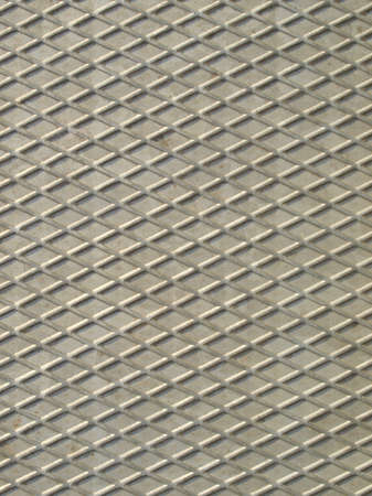 Diamond steel plate industrial iron metal background photo