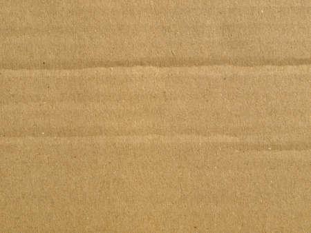 cardboard: Brown feuille de carton ondul� texture des documents de r�f�rence