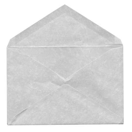 Carta de peque�os paquetes o sobres abiertos Foto de archivo - 4779475