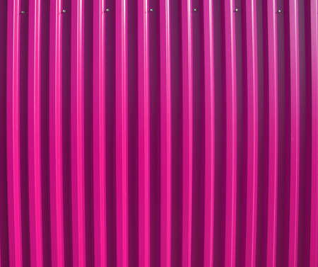 Detail of corrugated steel useful as a background