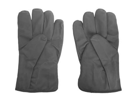 Isolated gloves personal protective equipment Stock Photo - 4863118
