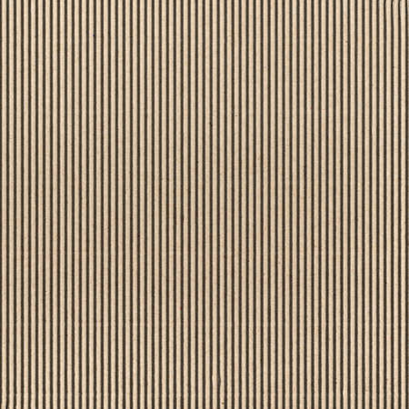 corrugated cardboard: Seamless brown corrugated cardboard sheet useful as a background