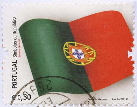 Portuguese postage stamps from Portugal (European Union) Stock Photo - 5026940