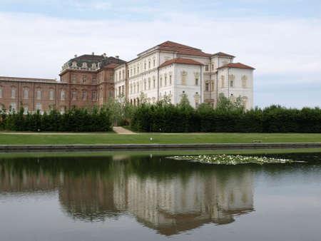piedmont: Reggia di Venaria Reale (Royal Palace) near Turin, Italy
