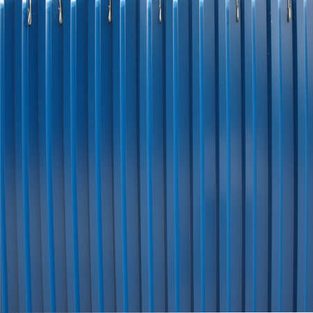 Corrugated steel sheet useful as a background Stock Photo - 5109281