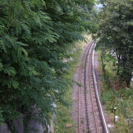 railtrack: Monorail railway railroad track