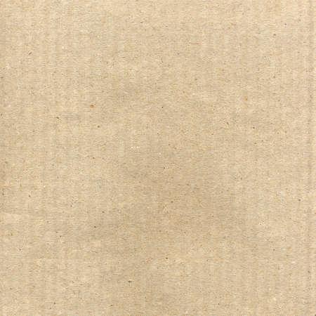 cardboard: Brown feuille de carton ondul� utile comme arri�re-plan