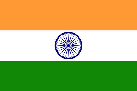 bharat: Flag of the Republic of India (Bharat)