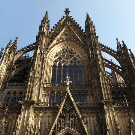 dom: Koelner Dom (cath�drale de Cologne) � Koelne, en Allemagne