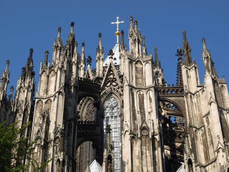 Koelner Dom (Cologne Cathedral) in Koelne, Germany Stock Photo - 5492026