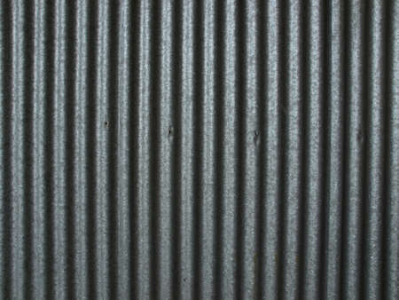 Corrugated steel sheet useful as a background Stock Photo - 5640157