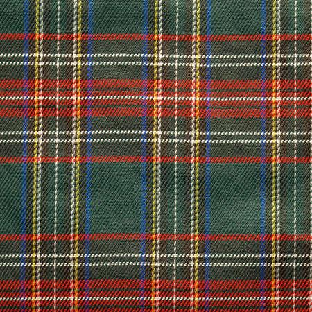 Pattern tessili tradizionali tartan scozzese utile come sfondo