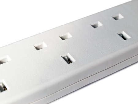 UK power socket for British plug BS1363 photo