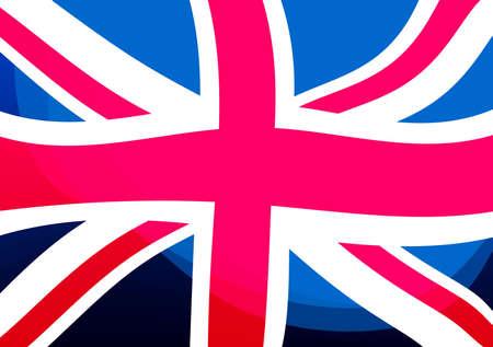 Flag of the UK aka Union Jack photo