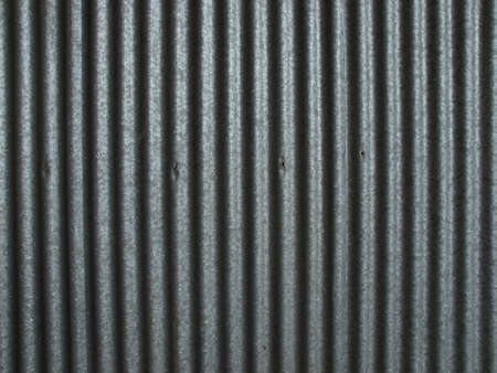 Corrugated steel sheet useful as a background Stock Photo - 5890754