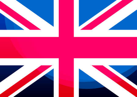Flag of the UK aka Union Jack photo