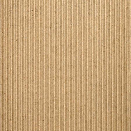 papel reciclado: Brown corrugado de fondo de la hoja de cart�n