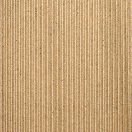 Brown corrugated cardboard sheet background Stock Photo - 5966671