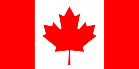 official: The national flag of Canada