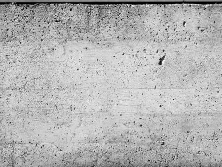 reinforced: Reinforced concrete wall useful as a background Stock Photo