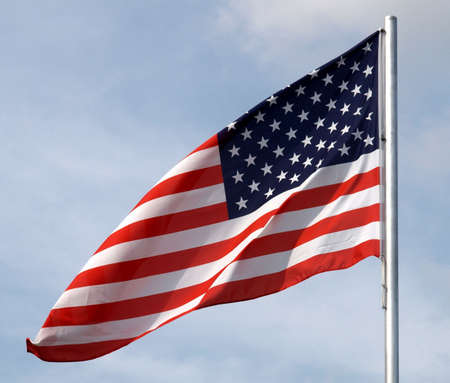 Flag of the USA (United States of America)