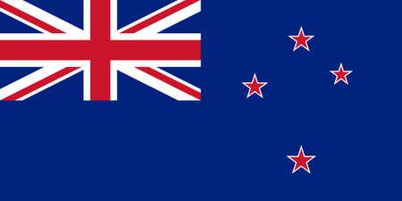 bandera de nueva zelanda: La bandera nacional de Nueva Zelanda