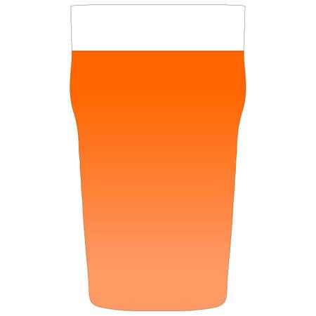 bitter: Illustration of a pint of bitter beer