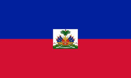 haiti: The national flag of Haiti