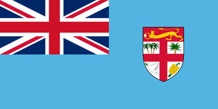 fiji: The national flag of Fiji