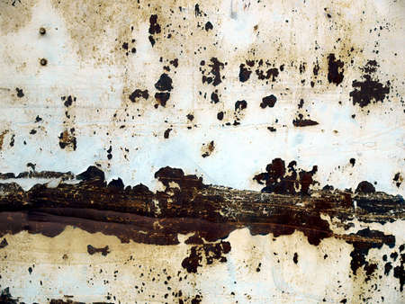 Rusted steel plate useful as a background Stock Photo - 6065727