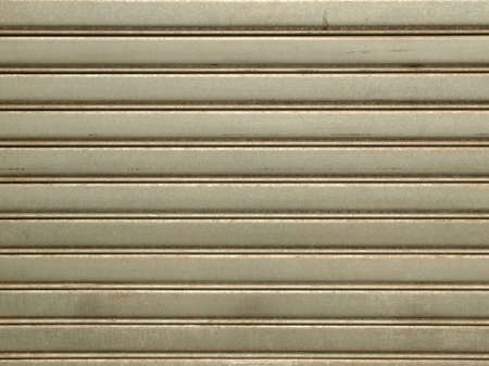 Corrugated steel sheet useful as a background Stock Photo - 6677002