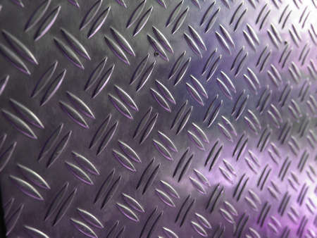 Diamond steel metal sheet useful as background Stock Photo - 7000662