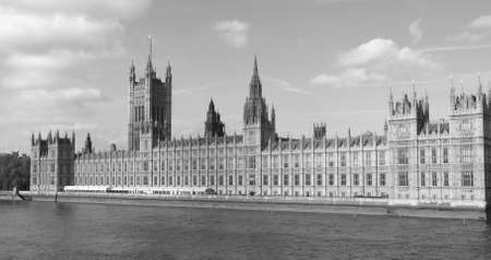 Houses of Parliament, Westminster Palace, London gothic architecture Stock Photo - 7068644