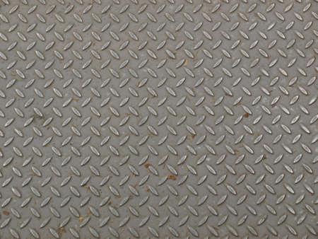 Diamond steel metal sheet useful as background Stock Photo - 7068650