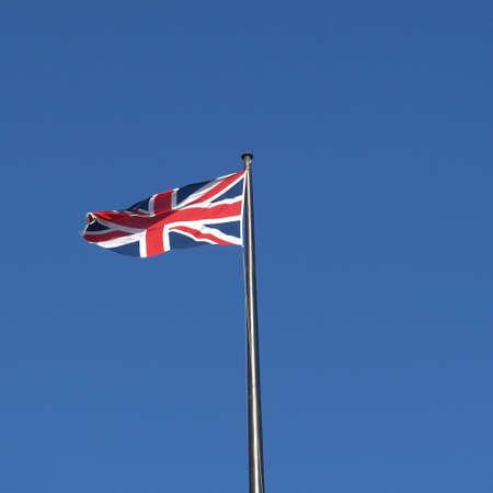 Union Jack national flag of the United Kingdom (UK) Stock Photo - 7181471