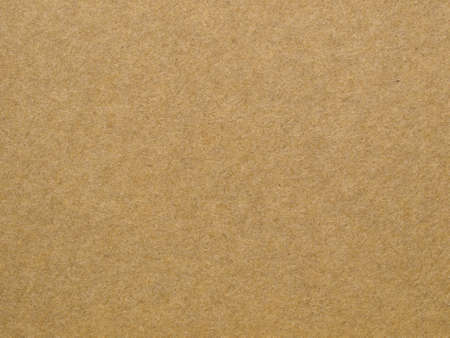 Sheet of brown paper useful as a background photo