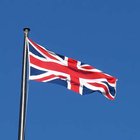 Union Jack national flag of the United Kingdom (UK) photo