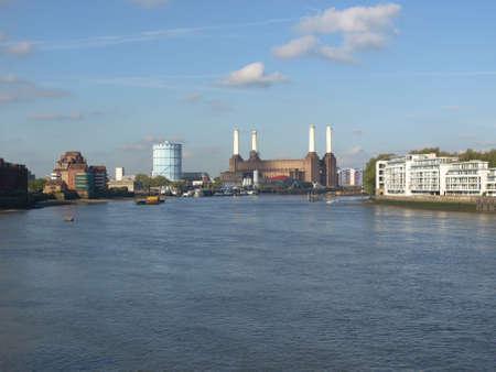 Battersea Power Station in London, England, UK photo