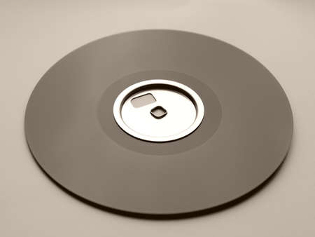 Magnetic diskette for personal computer data storage Stock Photo - 7463000